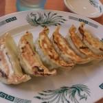 日高屋の餃子がなかなか美味い!