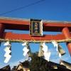 今年も初詣は大杉神社へ 「夢叶え!」「馬券当たれ!」