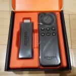 Amazon FireTV を購入。想像以上に楽しい!