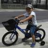 イオンバイク(AEON BIKE)で息子の自転車を購入。