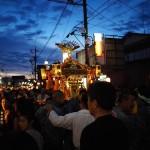 今年も龍ケ崎のお祭りへ