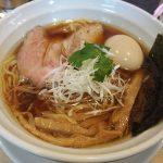 龍ケ崎市の美味しい醤油ラーメン「麺屋 壱心」