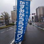昨年のリベンジ!?かすみがうらマラソン2018