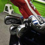 ゴルフに初挑戦!想像以上に難しい!